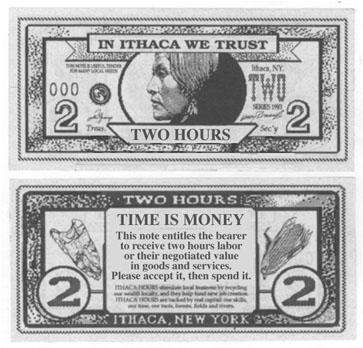 Ithaca Money